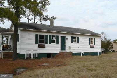 Westover Single Family Home For Sale: 26906 Fairmount Road
