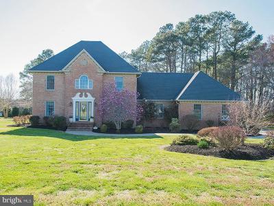 Princess Anne Single Family Home For Sale: 12532 Mallard Lane