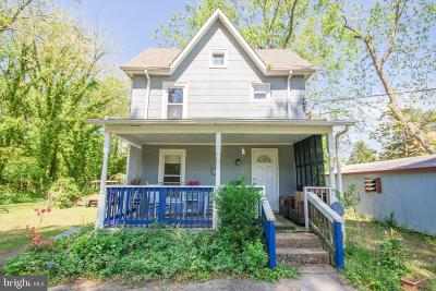 Crisfield Single Family Home For Sale: 26435 Asbury Avenue
