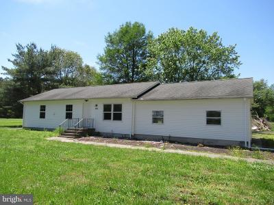 Westover Single Family Home For Sale: 8850 Crisfield Highway