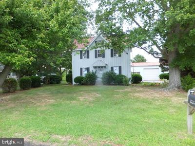 Westover Single Family Home For Sale: 25824 Rumbley Road