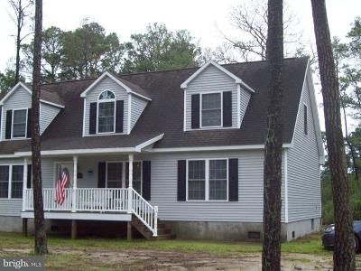Crisfield Single Family Home For Sale: 26285 Stouty Sterling Road
