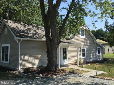 Princess Anne Single Family Home For Sale: 30470 John Turkle Lane