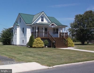 Crisfield Single Family Home For Sale: 27 Wynfall Avenue