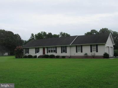 Marion Station Single Family Home For Sale: 29535 Kingston Lane