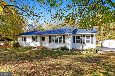 Talbot County Single Family Home For Sale: 10850 Chapel Road