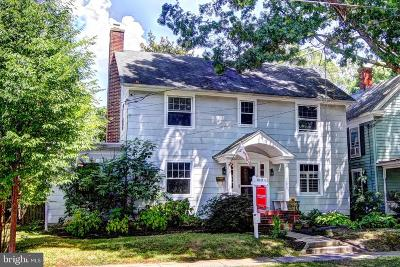Easton Single Family Home For Sale: 404 S Harrison Street