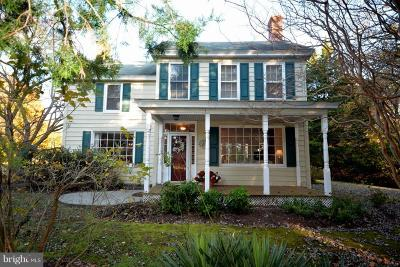 Cecil County, Dorchester County, Kent County, Queen Annes County, Somerset County, Talbot County Single Family Home For Sale: 9001 N Saint Michaels Road