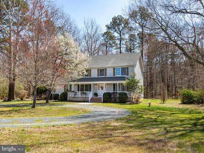 Talbot County Single Family Home For Sale: 27969 Oxford Road