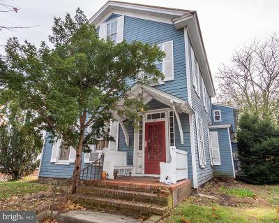 Single Family Home For Sale: 208 Goldsborough Street