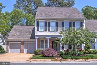 Talbot County Townhouse For Sale: 7563 Tour Drive