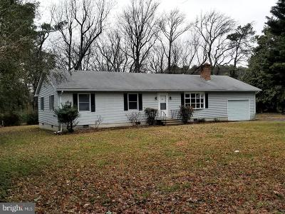 Talbot County Single Family Home For Sale: 10482 Rich Neck Road