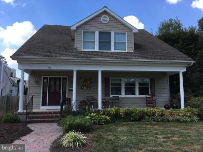 Talbot County Single Family Home For Sale: 111 Park Street