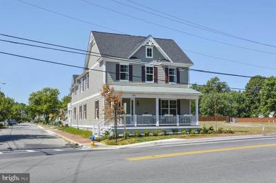 Saint Michaels Single Family Home For Sale: 300 Talbot Street N