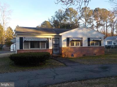 Trappe Single Family Home For Sale: 6261 Old Trappe Road