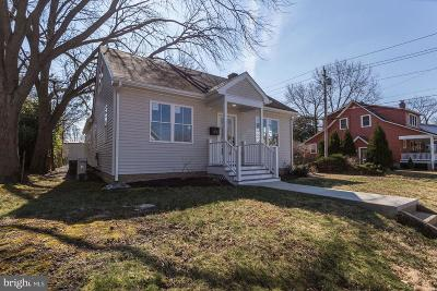Talbot County Single Family Home For Sale: 400 Winton Avenue
