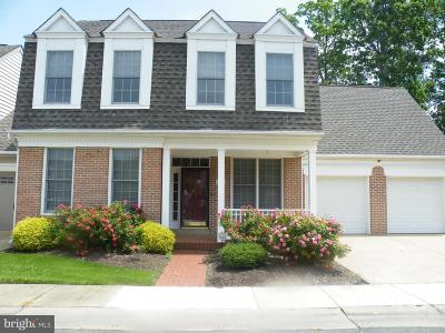 Easton Townhouse For Sale: 7579 Tour Drive