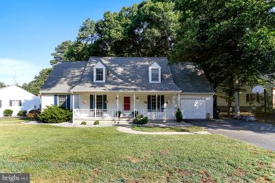 Easton Single Family Home For Sale: 29286 Pin Oak Way