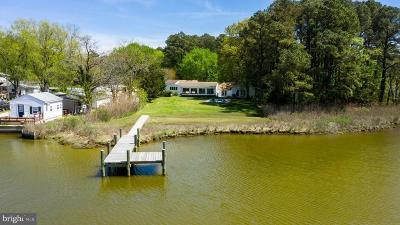 Single Family Home For Sale: 8060 Bozman Neavitt Road