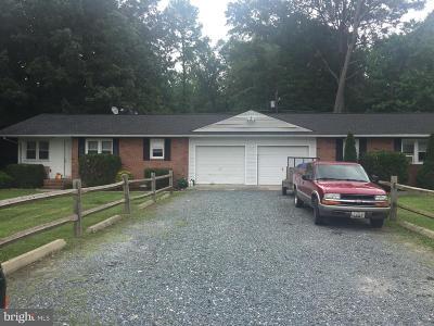 Easton Single Family Home For Sale: 7273 Ocean Gateway