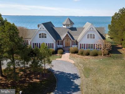 Oxford Single Family Home For Sale: 4510 Bachelors Point Court