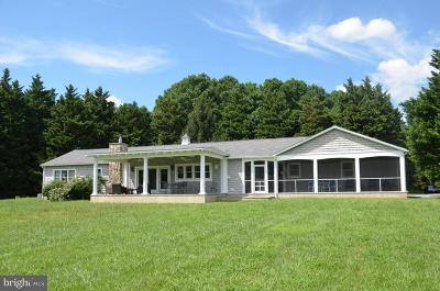 Talbot County Single Family Home For Sale: 24181 Old House Cove Road