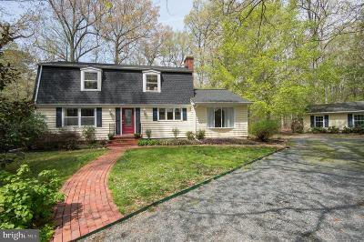 Easton Single Family Home For Sale: 28454 Mallard Drive