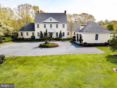 Easton Single Family Home For Sale: 27588 Wakefield Lane