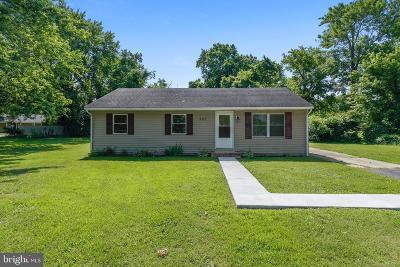 Easton Single Family Home For Sale: 262 Glenwood Court