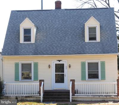 Talbot County Single Family Home For Sale: 334 N Washington Street
