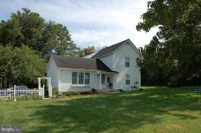 Single Family Home For Sale: 30149 Matthewstown Road