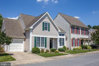 Talbot County Townhouse For Sale: 28492 Woods Drive