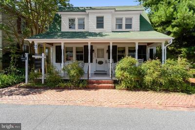 Talbot County Single Family Home For Sale: 203 Cherry Street
