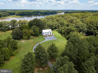 Talbot County Single Family Home For Sale: 9936 Goldsborough Neck Road