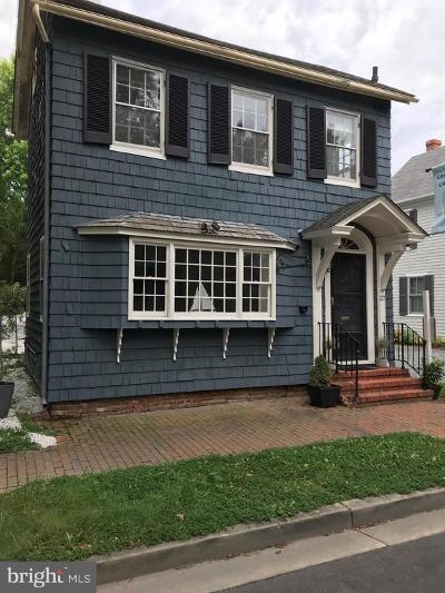 Easton Single Family Home For Sale: 27 S Harrison Street
