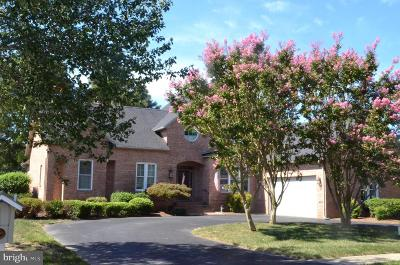 Talbot County Single Family Home For Sale: 28515 Clubhouse Drive