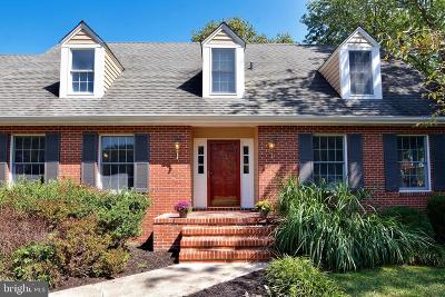 Talbot County Single Family Home For Sale: 9495 Martingham Drive