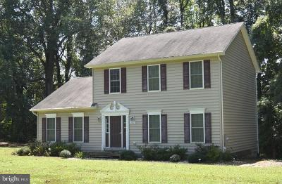 Talbot County Single Family Home For Sale: 28635 Edgemere Road