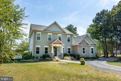 Easton Single Family Home For Sale: 6177 Country Club Drive