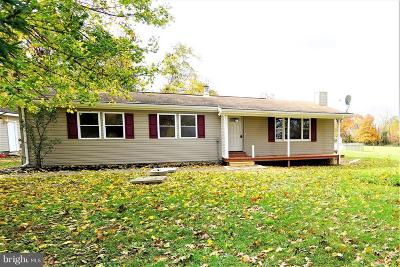 Smithsburg Single Family Home For Sale: 23455 Whitetail Road