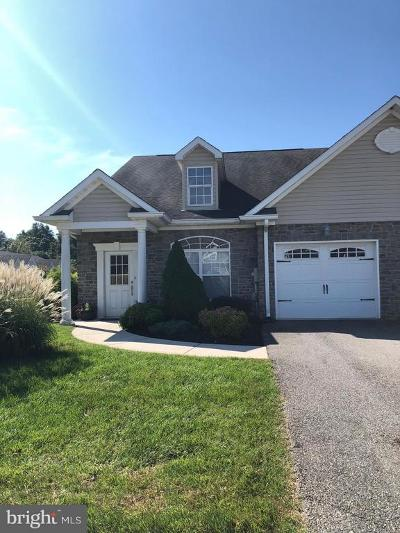Hagerstown Townhouse For Sale: 18339 Wolfpack Way