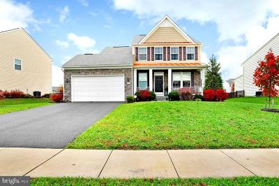 Hagerstown Single Family Home For Sale: 9531 Dumbarton Drive