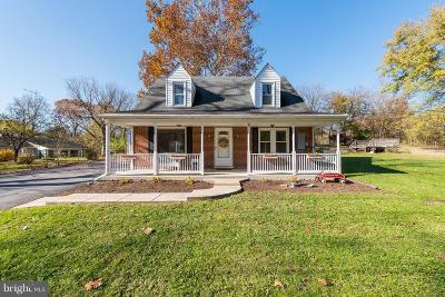Hagerstown Single Family Home For Sale: 11712 Harp Road