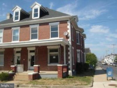 Hagerstown Single Family Home For Sale: 142 East Avenue