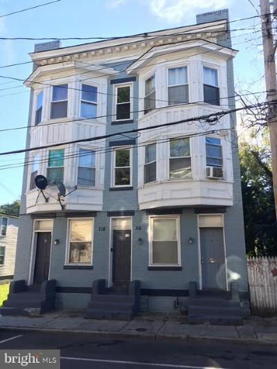 Commercial For Sale: 116 N Mulberry 116-118 1/2 Street