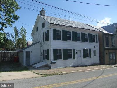Boonsboro Single Family Home For Sale: 12 Saint Paul Street
