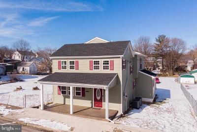 Sharpsburg Single Family Home For Sale: 107 E Antietam Street