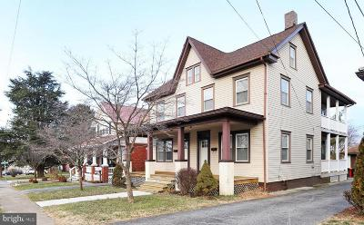 Boonsboro Single Family Home For Sale: 103-105 Lakin Avenue