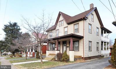 Boonsboro Multi Family Home For Sale: 103-105 Lakin Avenue
