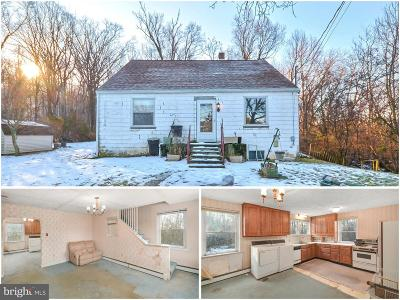 Boonsboro Single Family Home Active Under Contract: 21641 Ridenour Road